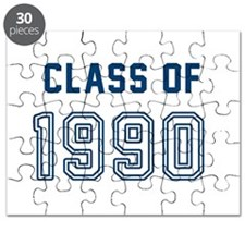 Class of 1990 Puzzle