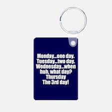 Funny Days Keychains