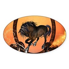 Awesome horse Decal