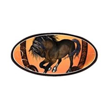 Awesome horse Patch