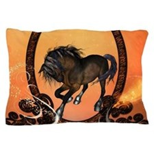 Awesome horse Pillow Case