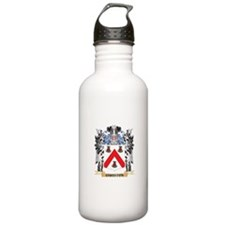 Christon Coat of Arms Water Bottle