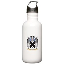 Christou Coat of Arms Water Bottle