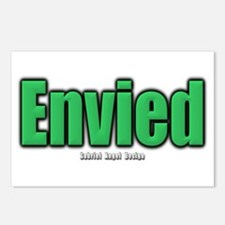 Envied Postcards (Package of 8)