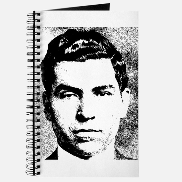 Mafia Gangster, Lucky Luciano Journal