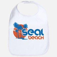 Seal Beach, California Bib