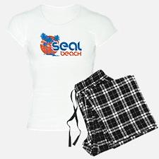 Seal Beach, California Pajamas