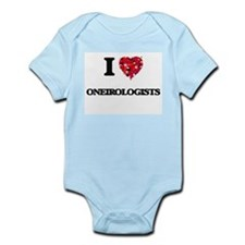 I love Oneirologists Body Suit