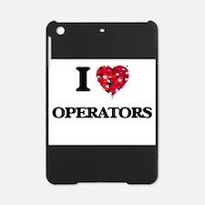 I love Operators iPad Mini Case