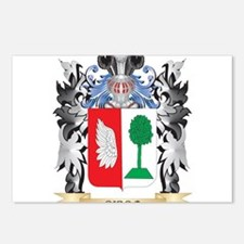 Cisco Coat of Arms - Fami Postcards (Package of 8)