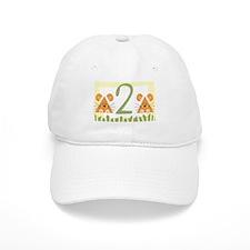 2 (little mice) Baseball Cap