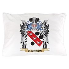 Clarkson Coat of Arms - Family Crest Pillow Case