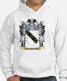 Clarkson Coat of Arms - Family C Hoodie
