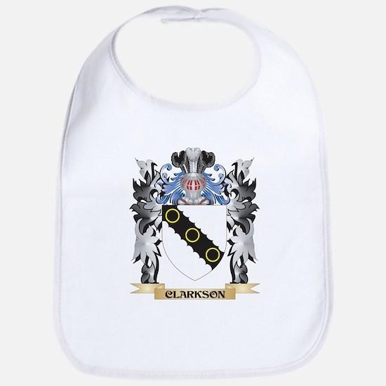 Clarkson Coat of Arms - Family Crest Bib