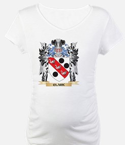 Clark Coat of Arms - Family Cres Shirt