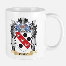 Clark Coat of Arms - Family Crest Mugs