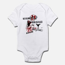 corsica east side Infant Bodysuit