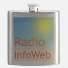 Radio InfoWeb Logo Flask