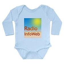 Radio InfoWeb Logo Body Suit