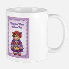Red Hatter Mug
