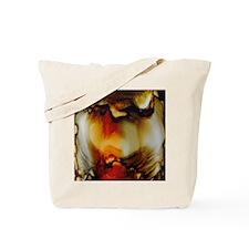 Caramel Swirl Tote Bag