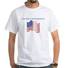 Tommy Thompson (american flag Shirt