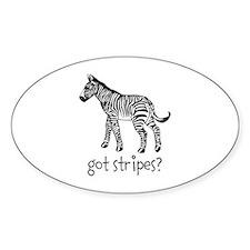 Got Stripes Decal