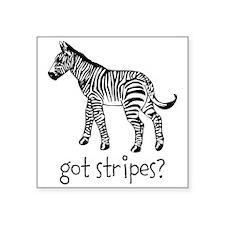 Got Stripes Sticker