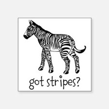 Got Stripes Sticker