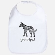 Got Stripes Bib