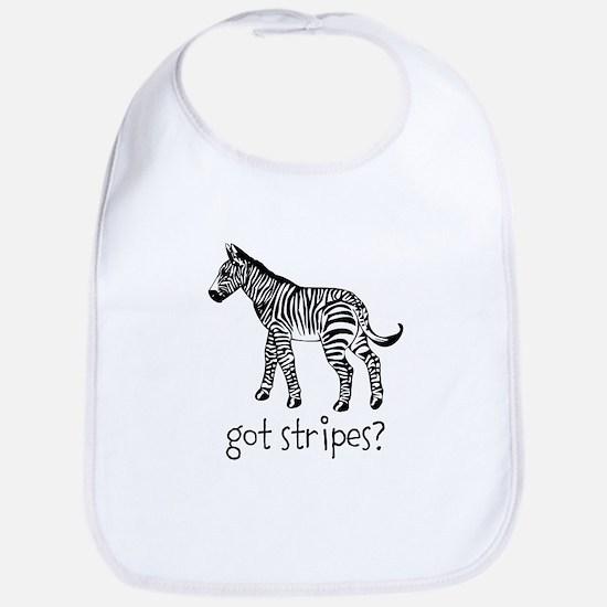 Got Stripes Bib