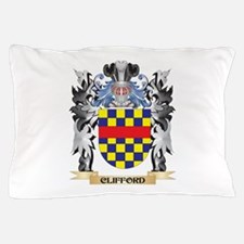 Clifford Coat of Arms - Family Crest Pillow Case