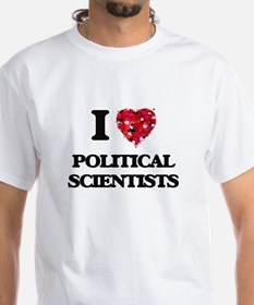 I love Political Scientists T-Shirt