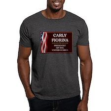 Carly Fiorina for President V3 T-Shirt