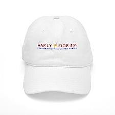 Carly Fiorina President USA Baseball Cap