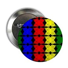 "Afrocentric design 2.25"" Button (100 pack)"