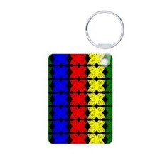 Afrocentric design Keychains
