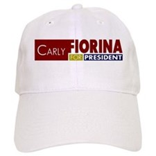 Carly Fiorina for President V1 Baseball Cap