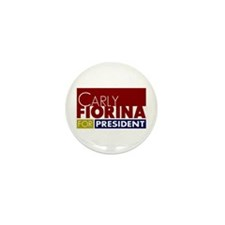 Carly Fiorina for President Mini Button (10 pack)