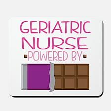 Geriatric Nurse Mousepad