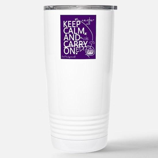 Keep Calm and Edit On Small Mugs