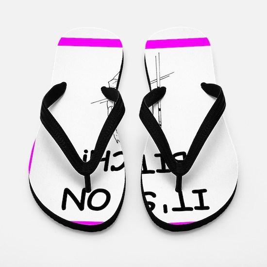 pole vaulting Flip Flops