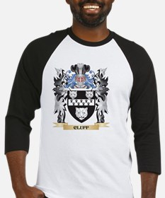 Cluff Coat of Arms - Family Crest Baseball Jersey
