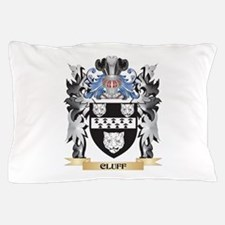 Cluff Coat of Arms - Family Crest Pillow Case