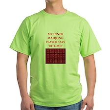 mahjong joke T-Shirt
