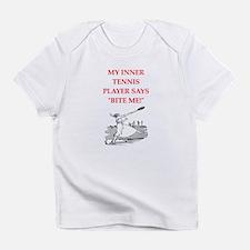 tennis joke Infant T-Shirt