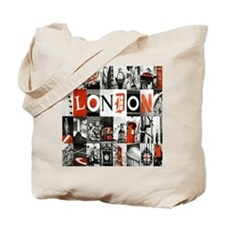 I Luv London Tote Bag