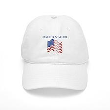 Ralph Nader (american flag) Baseball Cap