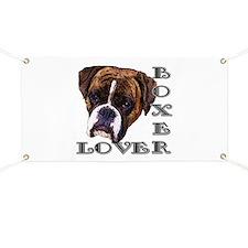 Boxer Lover Banner