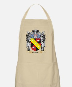 Cobley Coat of Arms - Family Crest Apron